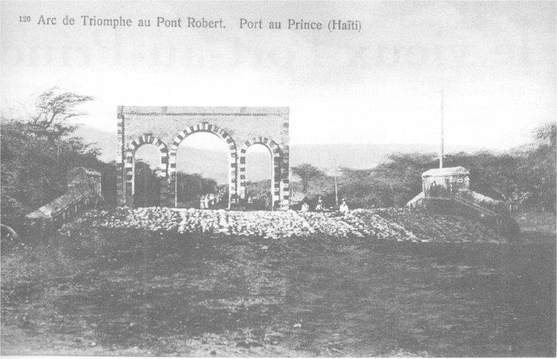 Arc de Triomphe, Port-au-Prince