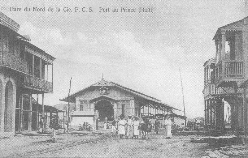 Gare du Portail Saint Joseph ou Gare du Nord