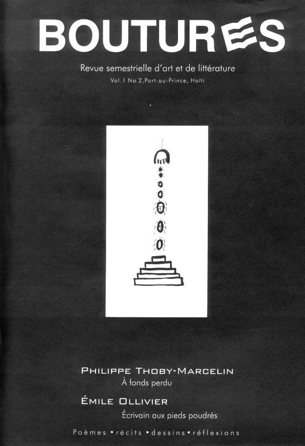 couverture Boutures vol 1, nº 2