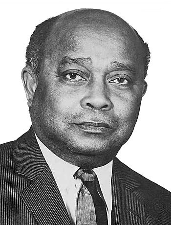 Jacques Rabemananjara, photo © 1978 Présence Africaine Studio Ethel, Paris