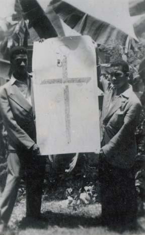 Jacques-Stephen Alexis et Georges Castera
