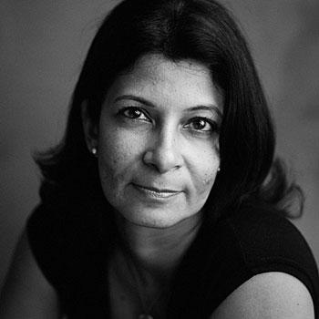 Shenaz Patel, photo © Frédéric Mélotte Quatre Bornes (Maurice), janvier 2011