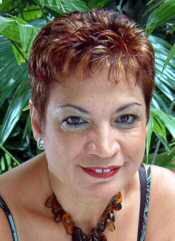 Arlette Peirano, photo D.R., Nouméa, 2005