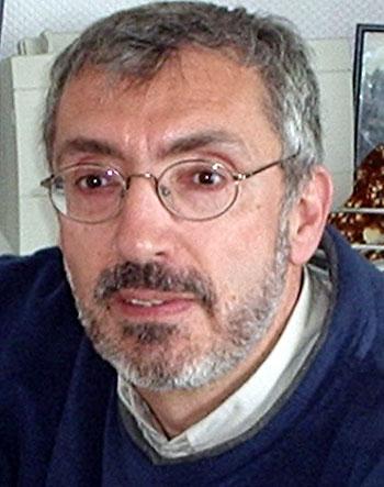 Pascal Gonthier, photo © Cléah Gonthier Lesneven (Finistère nord, Bretagne, France) mai 2005