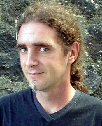 Mikael Kourto, photo © Thomas C. Spear Saint-Denis de la Réunion, 20 janvier 2006