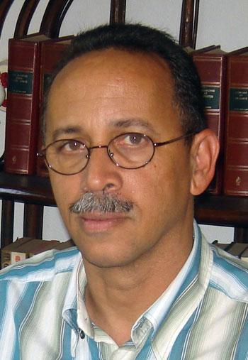 Charles-Henri Maricel-Baltus, photo © Matthieu Maricel Gosier, 2008
