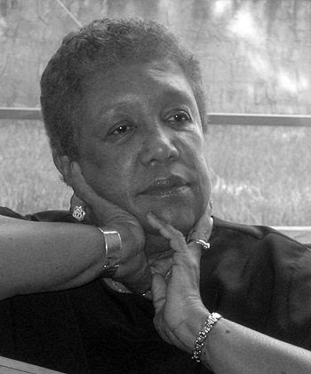 Janine Tavernier, photo © Leonel Almada Floride, août 2007