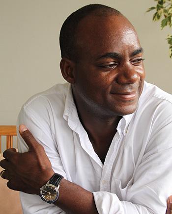 Alfred Alexandre, photo © Janis Wilkins Schoelcher, le 24 octobre 2011