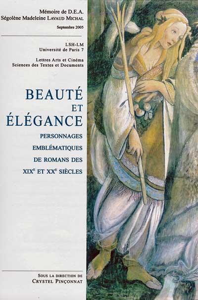 Ségolène Lavaud Michaud, couverture