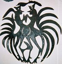 COMBAT DE COQS - WILNER ETHEA