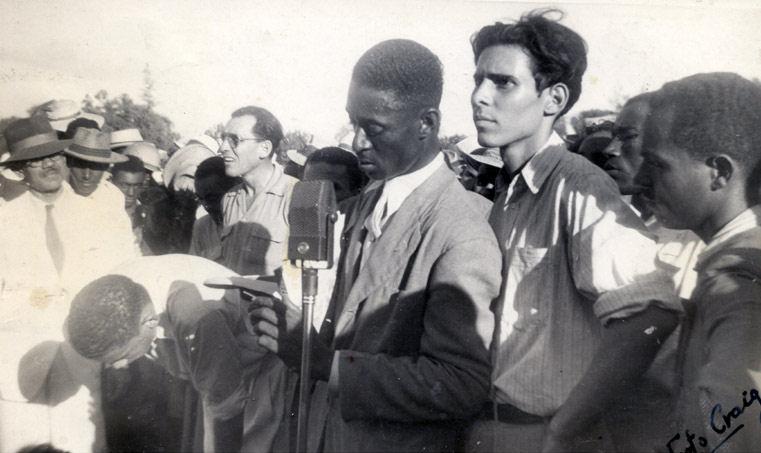 Antoine Hérard et Gérald Bloncourt