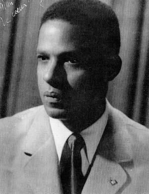 photo de Jean Brierre des archives du CIDIHCA, D.R.