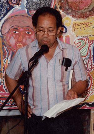 Georges Castera, Vendredis littéraires 2000