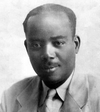 photo prise dans les années 1940 à Port-au-Prince D.R., archives de la famille de Roger Dorsinville
