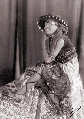 Odette Roy Fombrun, Carnaval
