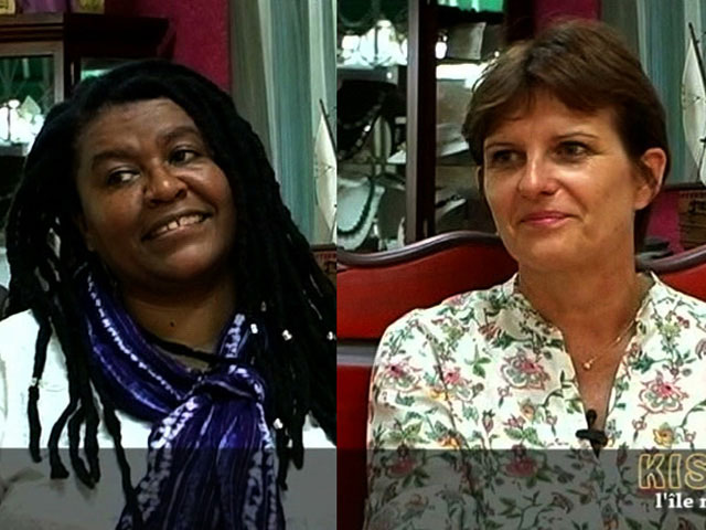 Lody Auguste et Françoise Gruloos-Ackermans