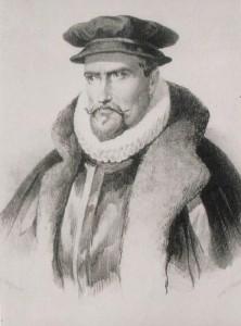 Le portrait de Quirós (Museo Naval de Madrid)