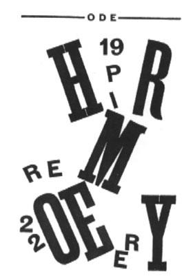 mise en page et typographie