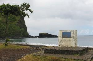 3. Monolithe de Omoa