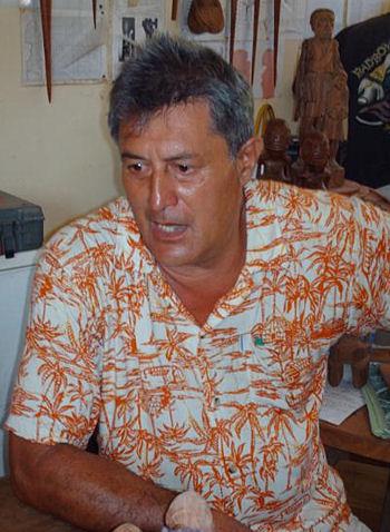photo © Raoult Bucheit 14 février 2007, CETAD de Taiohae, Nuku-Hiva