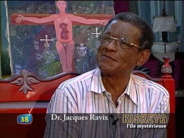 Dr. Jacques Ravix