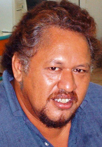 photo © Lewis Ehueinana Février 2007, Taiohae, Nuku-Hiva
