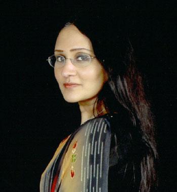 Ananda Devi, photo © Éditions Gallimard / Catherine Hélie décembre 2005
