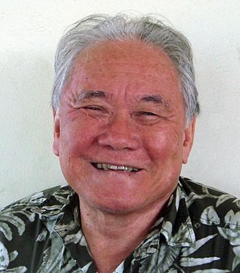 Jimmy Ly, photo © Thomas C. Spear Pouembout (Nouvelle-Calédonie), 2 septembre 2009