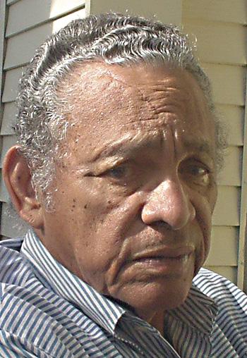 Raymond Chassagne, photo © Thomas C. Spear Montréal, 12 octobre 2003