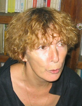 Maryvette Balcou, photo © Xavier Debussche Saint-Denis de la Réunion, 8 mai 2004