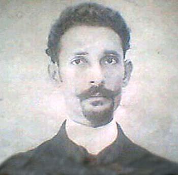 Edmond Laforest, photo des archives de la famille Laforest, D.R.