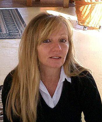 Claudine Jacques , photo © Karmen Jacques Station de Bouraké (Boulouparis), 2005