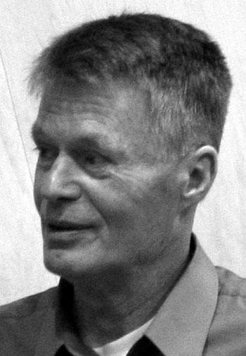 Jean-Marie Gustave Le Clézio, photo © Aurélie Raynal Toulouse, mai 2005