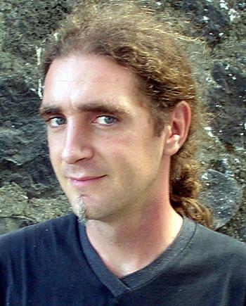 Mikael Kourto, photo © Thomas C. Spear Saint-Denis de la Réunion, 20 janvier 2006