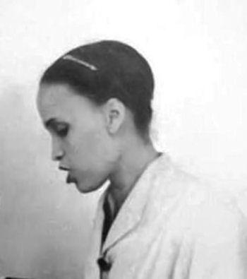 Suzanne Césaire, Photo d'archives, D.R., vers 1950