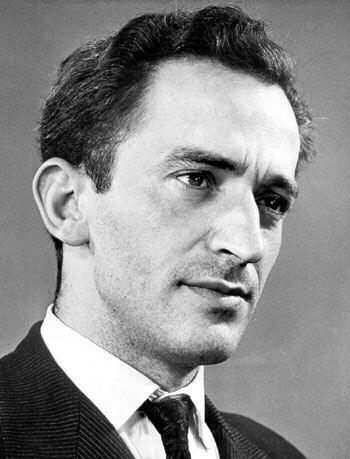 André Schwarz-Bart, photo service de presse des Éditions du Seuil, D.R., vers 1959