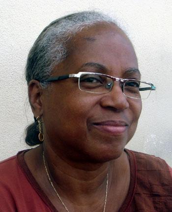 Lyne-Marie Stanley, photo © Thomas C. Spear Cayenne, 5 juillet 2007