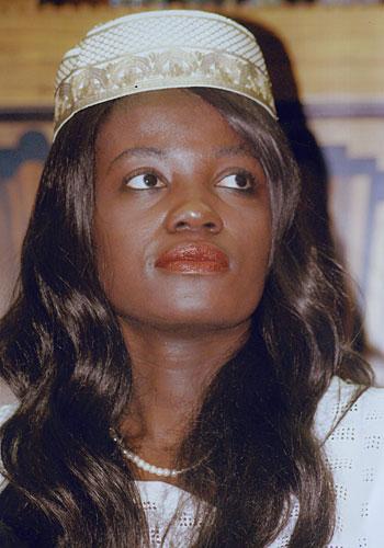 Elvire Maurouard, photo, D.R. Dakar, 2010