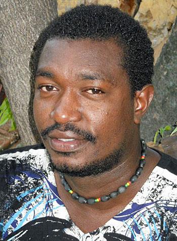 Makenzy Orcel, photo © Marc Vallès Port-au-Prince, 2010