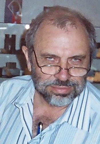 Alain Gili, photo D.R. Saint-Denis, 2006