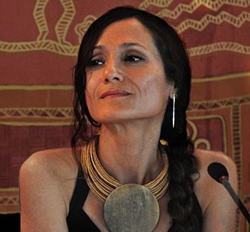 Imasango, photo © Bruno Doucey Poindimié, 2011