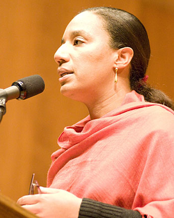 Myriam J.A. Chancy, photo © Eddie Harris Baton Rouge (Louisiana), 2009