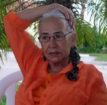 Déita, photo © Reginald Guignard Miami, 2004