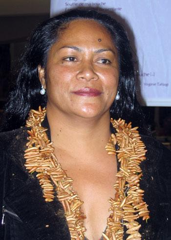 Virginie Hoifua Te Matagi Tafilagi